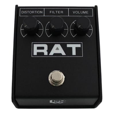 ProCo The Rat 2 Distortion Guitar Effect Pedal