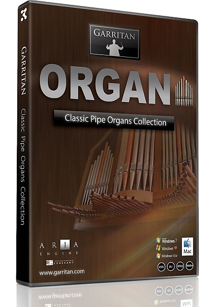 New garritan classic pipe organs sound library authorized for Classic house organ sound