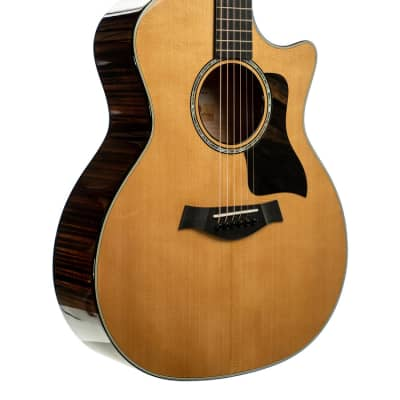 Taylor 614ce Grand Auditorium with V-Class Bracing - Brown Sugar