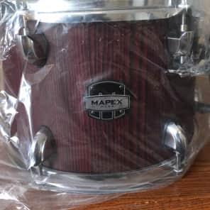 "Mapex MAT1208RW Mars 12x8"" Mounted Tom"