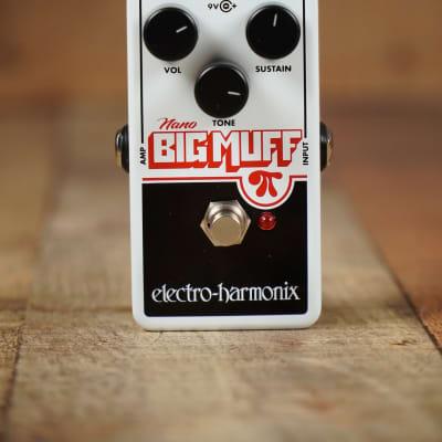 Electro-Harmonix Nano Big Muff Pi Distortion / Fuzz / Overdrive