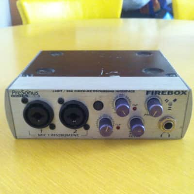 PreSonus Firebox Firewire Recording Interface