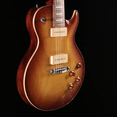 Fibenare - Basic Jazz P90 - Semi-Hollow - PLEK'd for sale