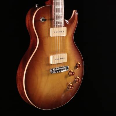 Fibenare - Basic Jazz P90 - Semi-Hollow - PLEK'd for sale