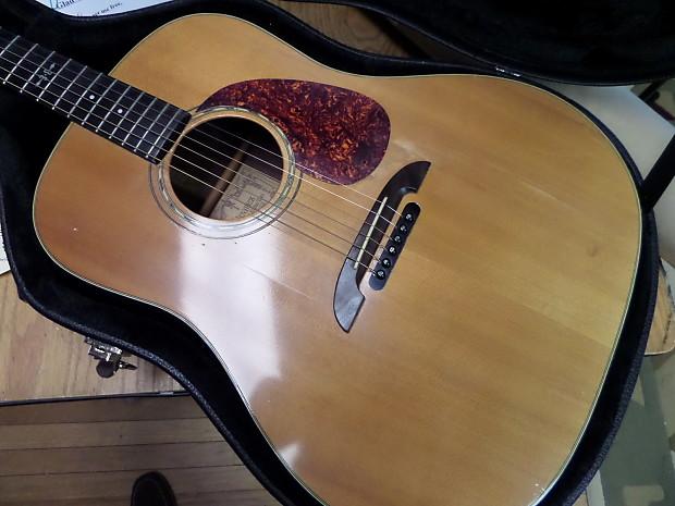 dating alvarez yairi guitars