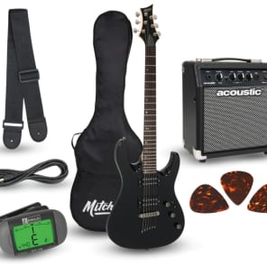 Mitchell MD150PK Electric Guitar Launch Pack with Amp for sale