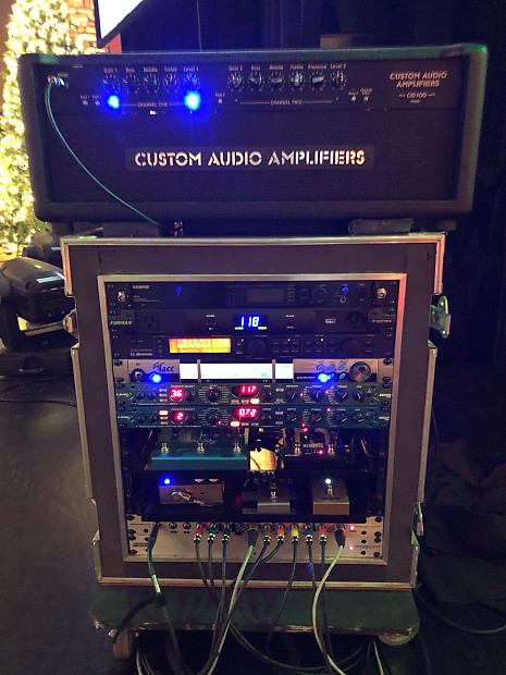 Bob Bradhaw Custom Audio Electronics Full Rig Rst24 Midi