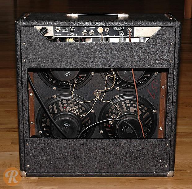 fender concert amp 1965 blackface price guide reverb. Black Bedroom Furniture Sets. Home Design Ideas