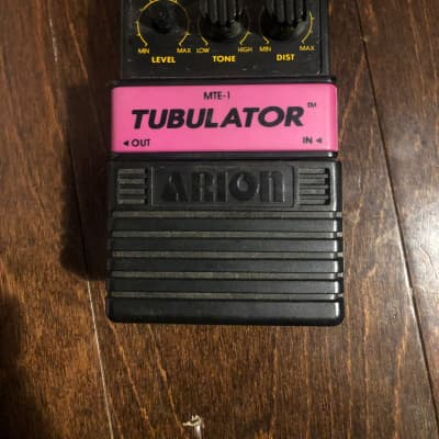 Arion MTE-1 Tubulator tube screamer for sale
