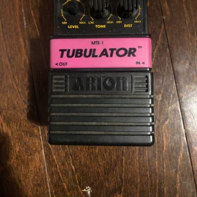 Arion MTE-1 Tubulator tube screamer for sale