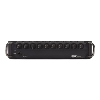 Gallien-Krueger Fusion S 500 500W Ultra Light Bass Head