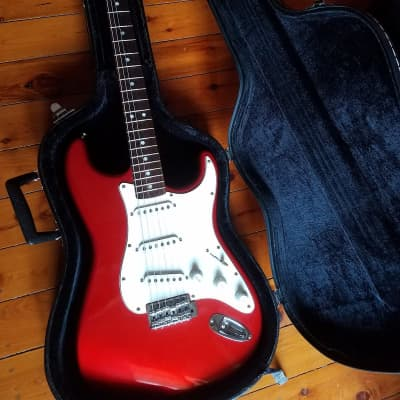 Tokai Silver Star 80's Candy Apple Red for sale