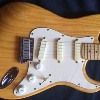 Fender Strat Plus Deluxe 1989 Ash for sale