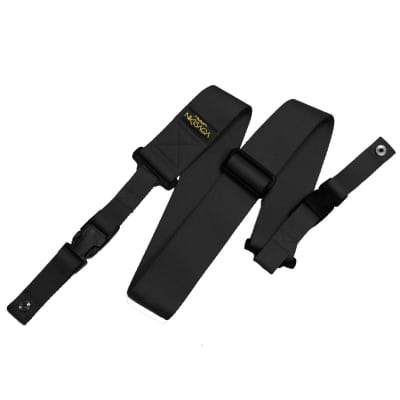 Nikisaga Strap Lock (Black)