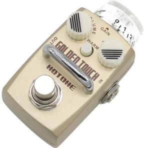 Hotone Skyline GOLDEN TOUCH Stomp Box Overdrive Stompbox for sale