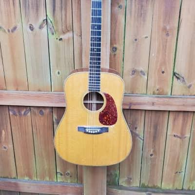 1982 Henderson D-18 Herringbone Flattop Acoustic Guitar Superb Sound & Playability for sale