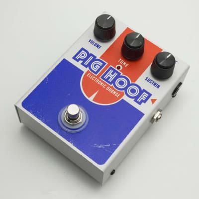 Electronic Orange  Pig Hoof