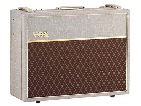 Genuine Vox Ac30hw2 Replacement Combo Cabinet Only No