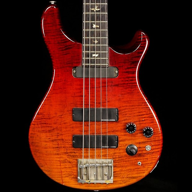 paul reed smith prs custom 5 string bass first prs bass reverb. Black Bedroom Furniture Sets. Home Design Ideas