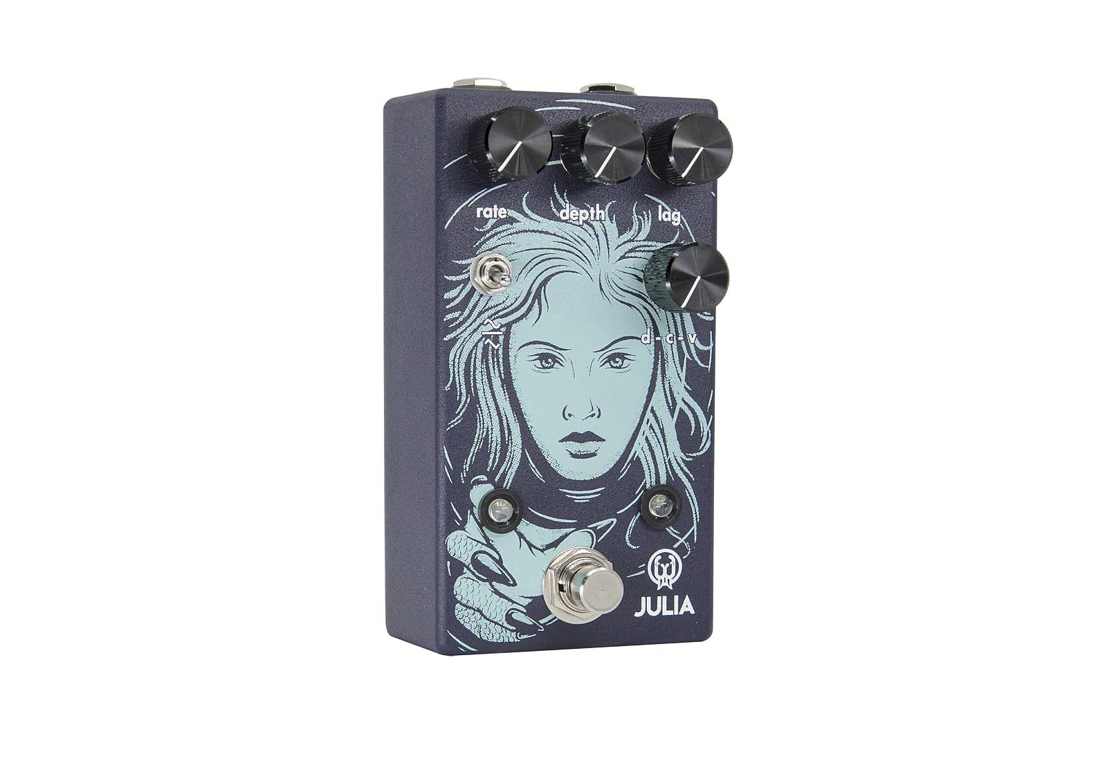 Walrus Audio Julia V2 Analog Chorus / Vibrato Effects Pedal