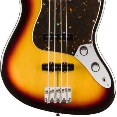 FENDER Ltd Trd 61 Jazz Bass, Rosewood, 3-Color Sunburst for sale