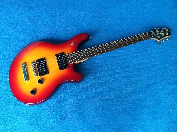 Washburn Maverick Sunburst Bt 2 Electric Guitar Quot Great