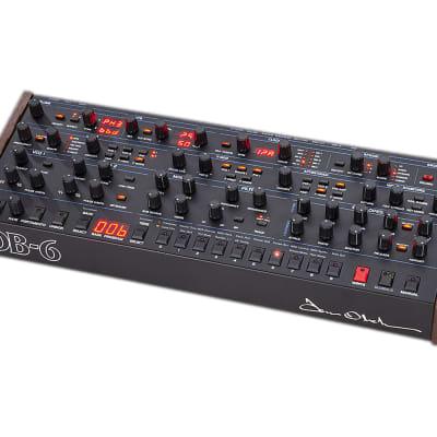 Dave Smith OB-6 Desktop Analog Synth Module - B-Stock