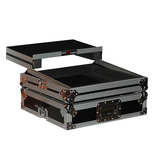 ProX XS-APC40LT Fits Akai APC-40 Midi Controller Flight case w Laptop Shelf