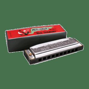Hohner 34B-BX-C Old Standby Harmonica - Key of C