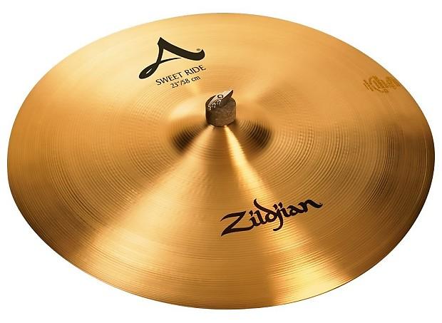 zildjian avedis a 23 inch sweet ride cymbal reverb. Black Bedroom Furniture Sets. Home Design Ideas