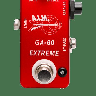 GA-60 EXTREME Amplifier 60 watts at 4.6 oz