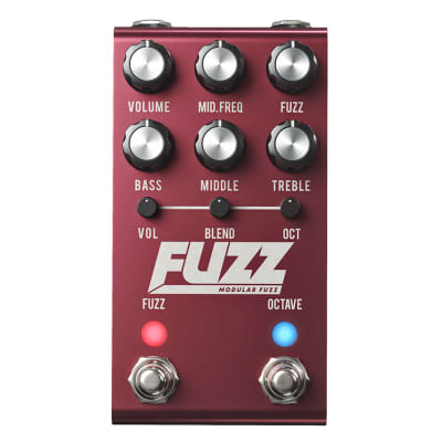 Jackson Audio Fuzz Overdrive Boost