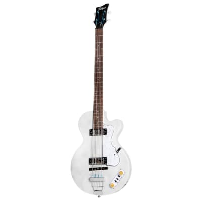 Hofner Ignition Pro Club Bass Pearl White HOF-HI-CB-PE-PW for sale