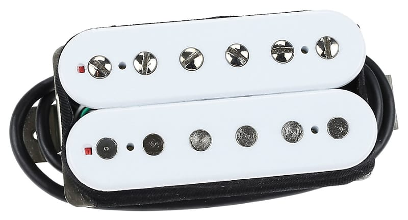 bare knuckle painkiller humbucker bridge white pickup reverb. Black Bedroom Furniture Sets. Home Design Ideas