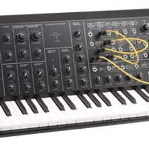 Korg MS-20 MINI 37-Key Monophonic Analog Synthesizer (Black) (Used/Mint)