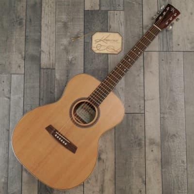 Kremona M15SE 'Orchestral' Steel Strung Electro Acoustic Guitar, Satin Natural for sale