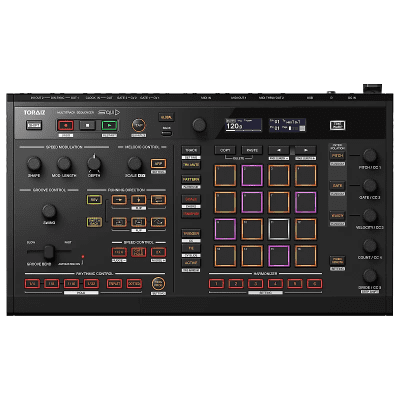 Pioneer Toraiz Squid Multitrack Sequencer