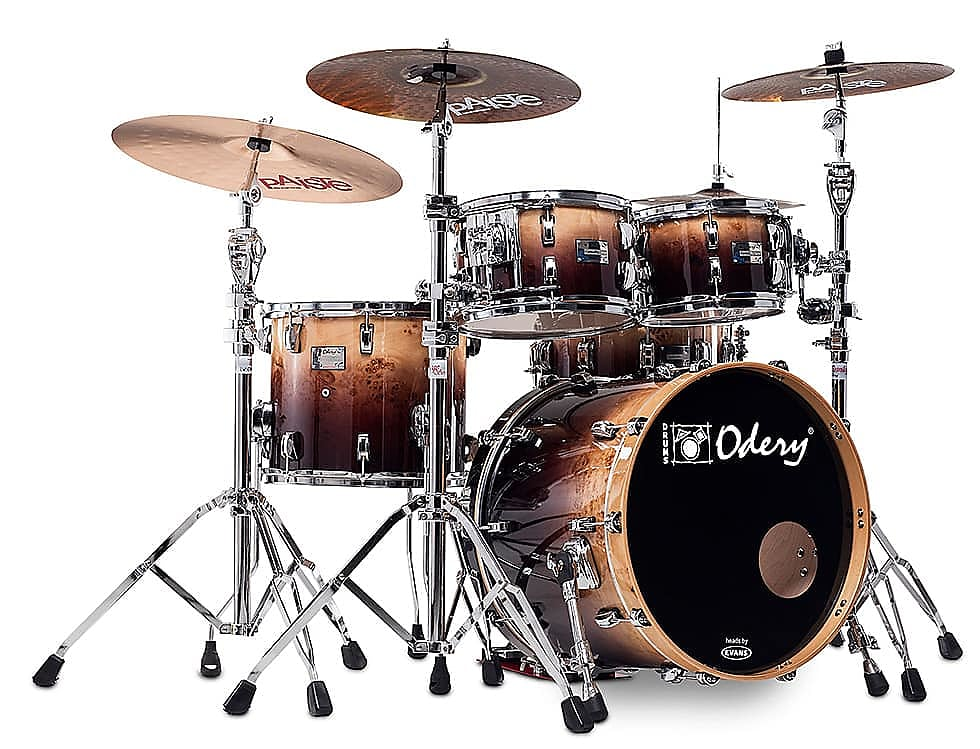 Odery Eyedentity Mappa Burl Drum Kits, Authorized Dealer, Free Shipping