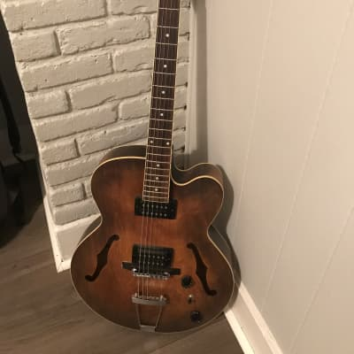 Ibanez Artcore AF55 Hollow Body  2018 Flat Tobacco