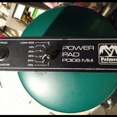 Palmer Power Pad PD 106 8 ohm Attenuator for sale