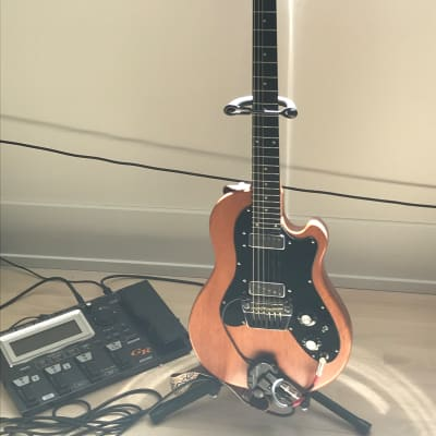 Ovation Viper with Roland GK 3 & GR 55 1973 Tan for sale