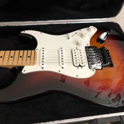 Fender American Standard Stratocaster HSS Sunburst w/ Floyd Rose for sale