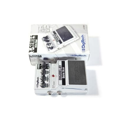 DIGITECH XDD DIGITAL DELAY - Pedale Usato for sale