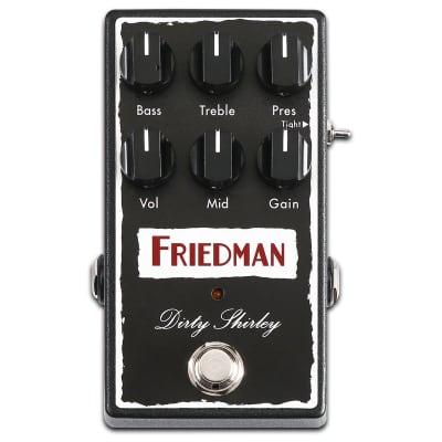 Friedman Dirty Shirley Distortion Guitar Effect Pedal