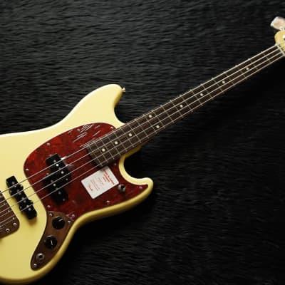 Fender Hybrid Mustang Bass