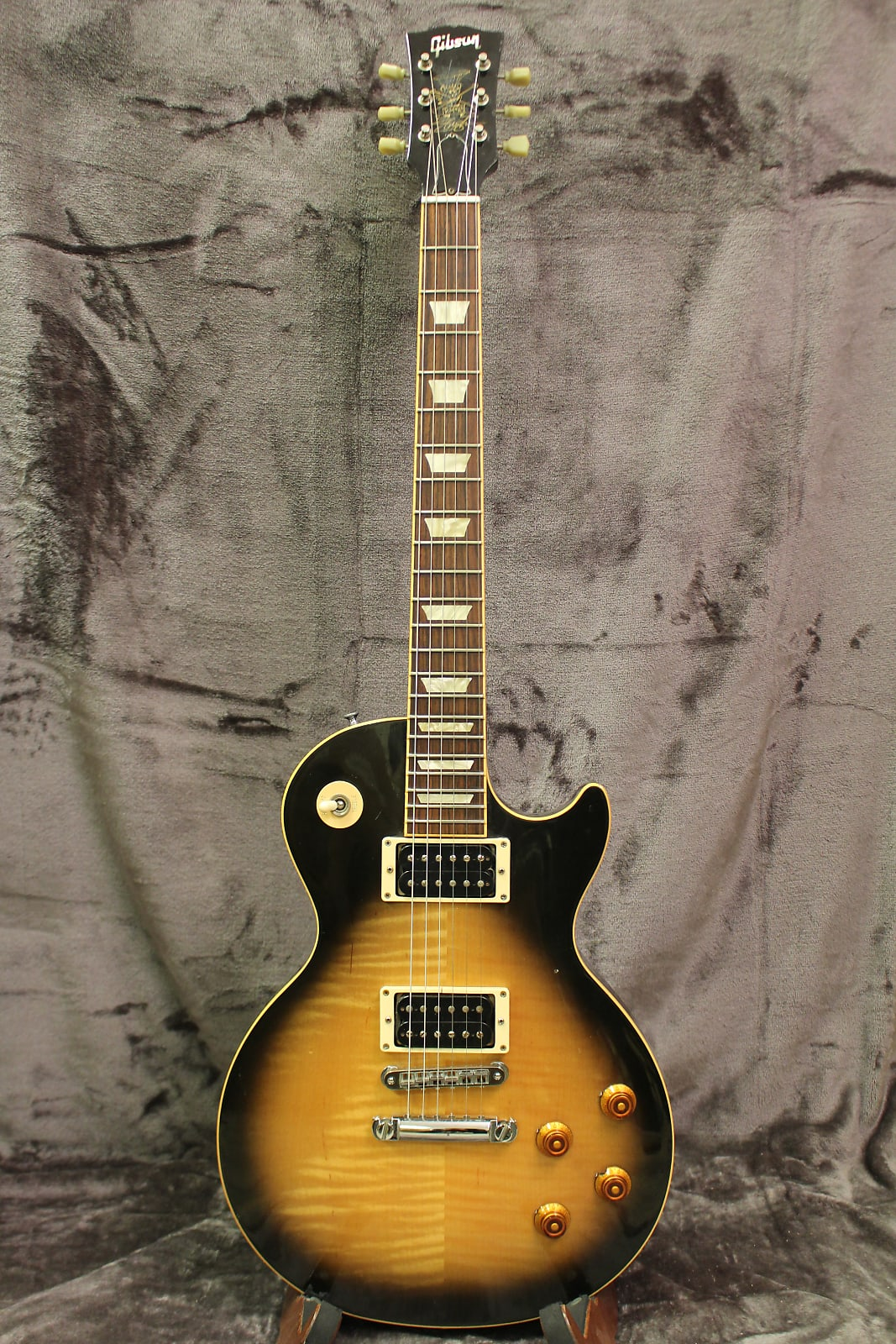 Gibson Slash Signature Les Paul Standard 2008 Antique Vintage Sunburst