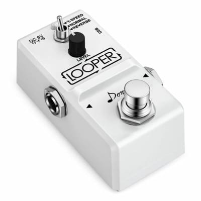 Tiny Looper Guitar Effect Pedal (10 minutes of Looping with 3 Modes) for sale