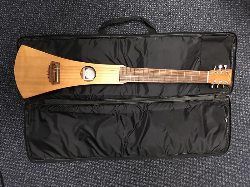 martin backpacker nylon guitar natural reverb. Black Bedroom Furniture Sets. Home Design Ideas