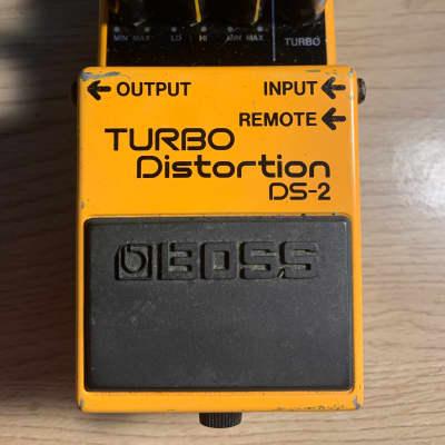 Boss DS-2 Turbo Distortion 1996