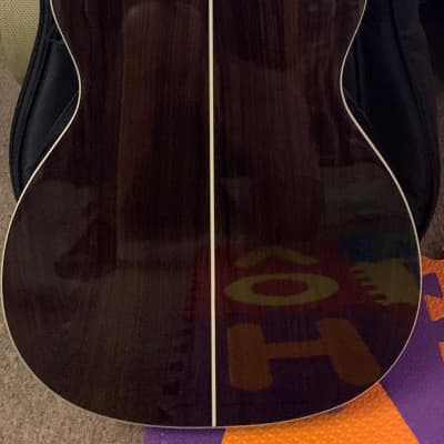Orangewood Brooklyn Live 2019 Natural Acoustic/Electric for sale